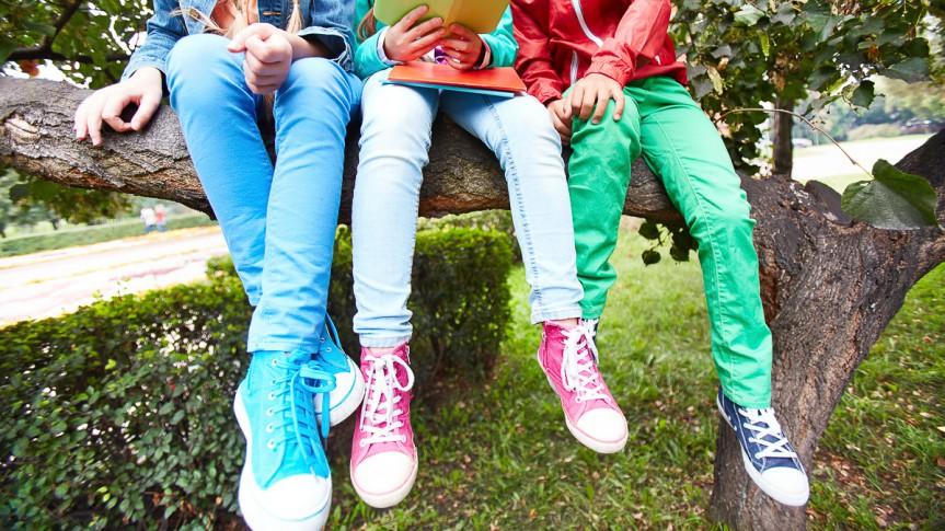 Hälsocoach får fart på stillasittande elever