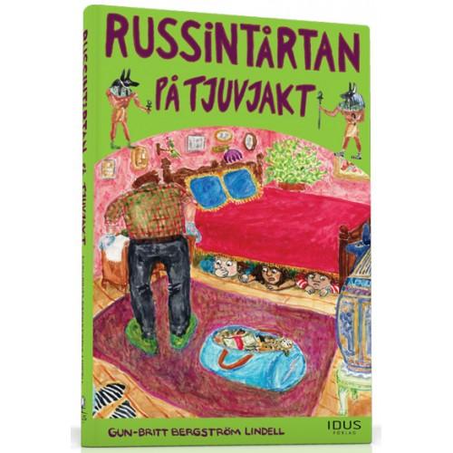 Vinn boken Russintårtan på tjuvjakt?