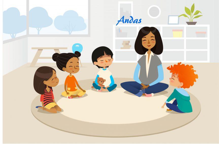 Mindfulness för barn – Vila