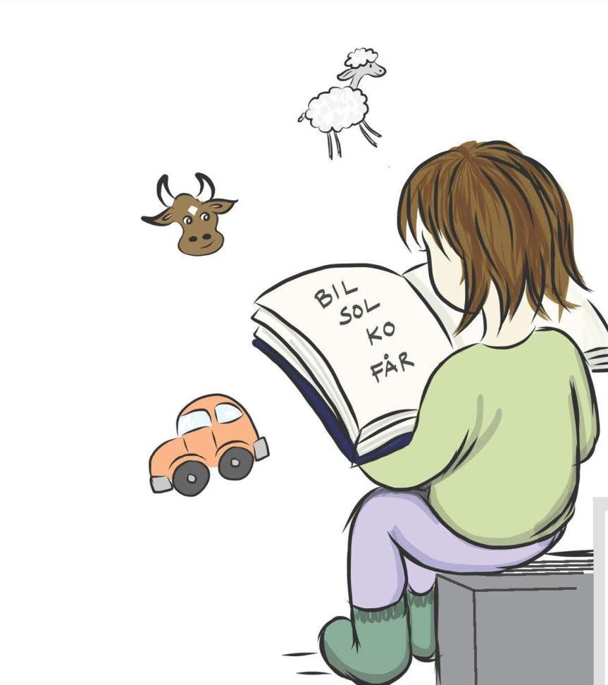 Så blir barnen läsberedda